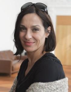 Natalia Millán en la presentación de 'Cinco horas con Mario'