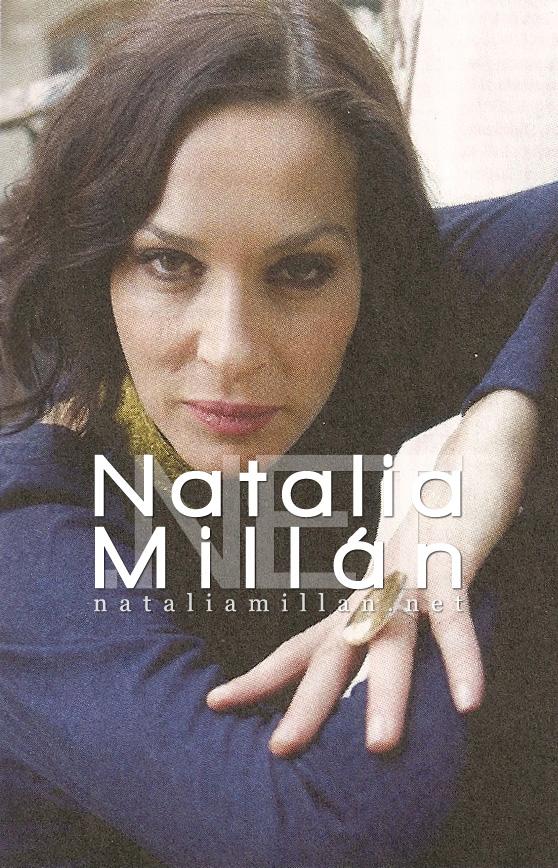 """Natalia Millán: """"No me asusta la comparación con Lola Herrera"""""""