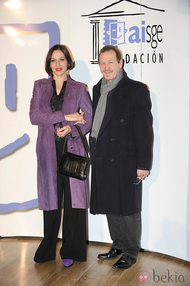 Natalia Millán y Juan Gea