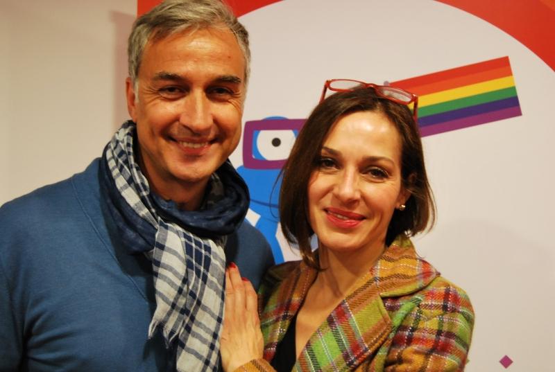 Natalia Millán y Alberto Vázquez