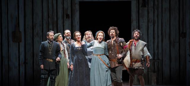 """""""Donde Hay Agravios No Hay Celos"""", estreno en septiembre en el Teatro Pavón de Madrid"""