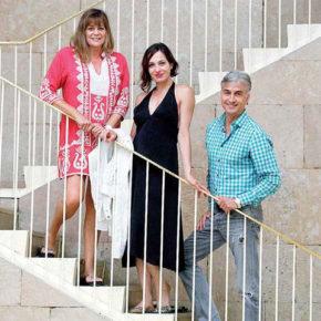 Natalia, Marta y Alberto en 'La Rioja en La Onda'