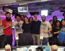 """Natalia y Nacho Fresneda en """"No te pierdas nada"""" de VodafoneYU"""