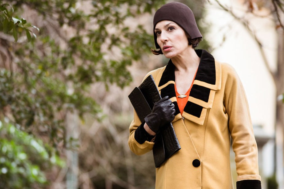 Natalia Millán en 'El Ministerio del tiempo'